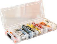 L-BOXX Aufbewahrungsbox transparent Micro, 259 x 106 x 42 mm - toolster.ch