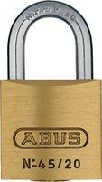 ABUS Hängeschloss  45 20 mm, verschiedenschliessend - toolster.ch