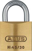 ABUS Hängeschloss  45 30 mm, verschiedenschliessend - toolster.ch