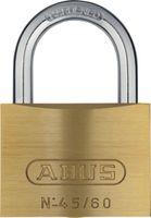 ABUS Hängeschloss  45 60 mm, verschiedenschliessend - toolster.ch