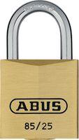 ABUS Hängeschloss  85 25 mm, verschiedenschliessend - toolster.ch
