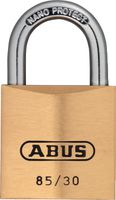 ABUS Hängeschloss  85 30 mm, verschiedenschliessend - toolster.ch