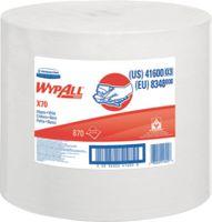 WYPALL Wischtuch X70 / 34 x 31.5 cm, 1 Rolle à 870 Blatt - toolster.ch