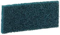 SCOTCH-BRITE Reinigungsscheibe Maxi Pad, blau 8242 / Pack à 10 Stk. - toolster.ch