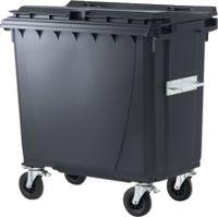 OCHSNER Kunststoffcontainer 770 l - dunkelgrau - toolster.ch