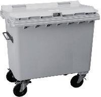 OCHSNER Kunststoffcontainer 770 l - grau - toolster.ch