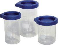 ELMASONIC Glasbecher mit Deckel 600 ml - toolster.ch