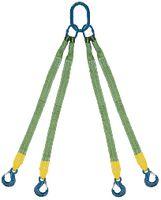 SpanSet Gurtgehänge 4-strangig 1.0 m / 2100 kg - toolster.ch