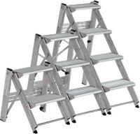 Sicherheitstreppe PRATIKO 3 Stufen - toolster.ch