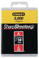 STANLEY Klammern 8 mm / Pack à 5000 - toolster.ch