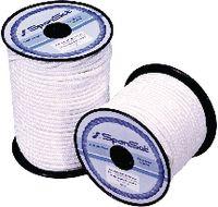 SpanSet Polyester-Seil 4 mm / 100 m weiss - toolster.ch