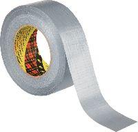 SCOTCH Gewebeklebeband  2904 silber / 48 mm x 50 m - toolster.ch