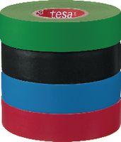 tesa® Elektroisolierband  53988 19 mm x 25 m / schwarz - toolster.ch