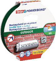 tesa® Montageband  POWERBOND Outdoor 19 mm x 5 m - toolster.ch