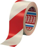 tesa® Markierungsband  60760 50 mm x 33 m, rot/weiss - toolster.ch