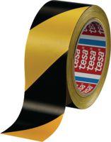 tesa® Markierungsband  60760 50 mm x 33 m, gelb/schwarz - toolster.ch