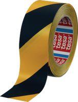 tesa® Markierungsband  4169 50 mm x 33 m, gelb/schwarz - toolster.ch