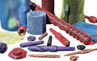 BODDINGTONS Netzschutzschlauch PROTECTASLEEVE STANDARD-Qualität 25-60 / violett / Rolle à 50 m - toolster.ch