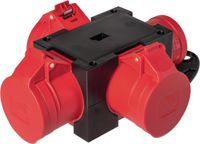 STEFFEN CEE-Verteiler 3 x CEE 16-5, 400V - toolster.ch
