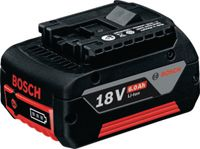 BOSCH Li-Ion-Akku GBA 18 V, 6.0 Ah - toolster.ch