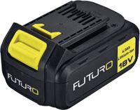 FUTURO Akku-Pack 18 Volt, 4.0 Ah - toolster.ch