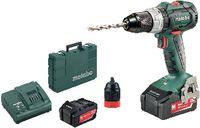 METABO Akku-Bohrschrauber BS 18 LT BL, 2x 4.0 Ah - toolster.ch
