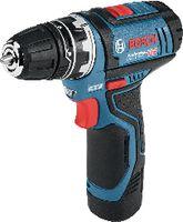 BOSCH Akku-Schrauber 2x 2,0Ah L-BOXX GSR 12V-15 FC (Flexi Click) - toolster.ch