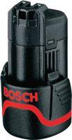 BOSCH Li-Ion Akkupack 12 V 2.0 Ah / 1 600 Z00 02X - toolster.ch
