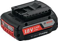 BOSCH Li-Ion Akku-Pack GBA 18V 2Ah, WLC GBA 18V 2Ah, WLC - toolster.ch