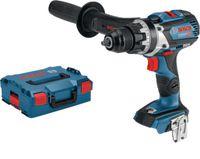BOSCH Akku-Bohrschrauber GSR 18V-110 C clic & go, L-BOXX - toolster.ch