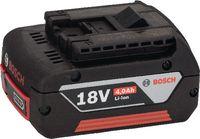 BOSCH Li-Ion Akku-Pack 18 V 4.0 Ah / 1 600 Z00 038 - toolster.ch