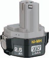 MAKITA Block-Akku NiMH1234 / 12 V 2.5 Ah - toolster.ch