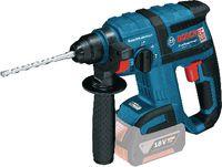 BOSCH Akku-Bohrhammer GBH 18 V-EC clic & go + L-Boxx - toolster.ch