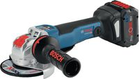 BOSCH Akku-Winkelschleifer  X-LOCK GWX 18V-10 PSC clic & go + L-Boxx - toolster.ch