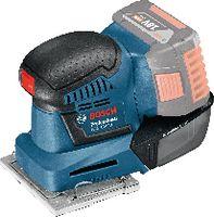 BOSCH Akku-Schwingschleifer GSS 18V-10 clic & go + L-Boxx - toolster.ch