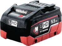 METABO Li-Ion Akkupack LiHD 18 V, 5.5 Ah - toolster.ch