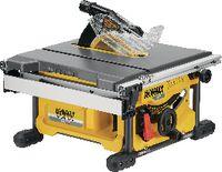 DeWalt Akku-Tischkreissäge 54V / XR Flex-Volt DCS 7485 N - toolster.ch