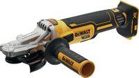DeWalt Akku-Flachkopfwinkelschleifer 18V / XR DCG405FNT-XJ - toolster.ch