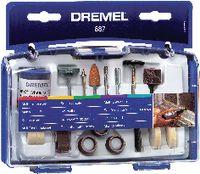 DREMEL Zubehörset  687 52-teilig - toolster.ch