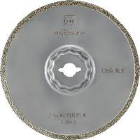 FEIN Sägeblatt Diamant rund, Starlock Max Diamant D105X2.2, VE=5 63502218230 - toolster.ch