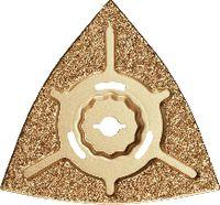 FEIN HM-Raspel dreieckig gross, Starlock Max Kantenlänge 110 mm, VE=1 63731006210 - toolster.ch