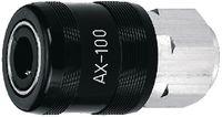 """ABNOX Sicherheits-Schnellkupplung AX-100 G 1/4"""" - toolster.ch"""