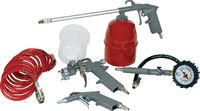 GAV Druckluft- Pistolenset 5-teilig - toolster.ch