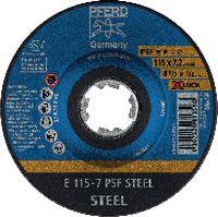 PFERD Schruppscheibe für Stahl 115 x 7.2 (E 115-7 PSF ) - toolster.ch
