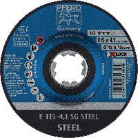 PFERD Schruppscheibe für Stahl 115 x 4.1 (E 115-4,1 SG) - toolster.ch