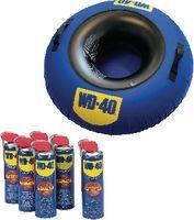 WD-40 Mehrzweck-Kriechöl Promotion-Package 24 x 500 ml mit gratis Schlitten - toolster.ch