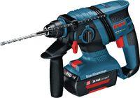 BOSCH Akku-Bohrhammer GBH 36 V-LI 1.3 + L-Boxx, 2 Akkus - toolster.ch