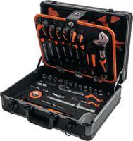 KENDO Werkzeugkoffer 124-teilig - toolster.ch