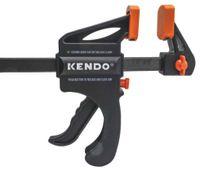 KENDO Einhand-Schnellspannzwinge 600 mm - toolster.ch
