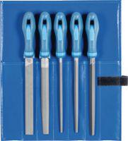 PFERD Sortiment Werkstattfeilen 5-teilig, 532 WR 200 H 2 - toolster.ch